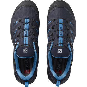 Salomon M's X Ultra 3 GTX Shoes Graphite/Night Sky/Hawaiian Surf